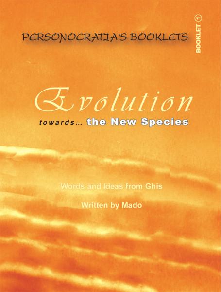 Booklet Evolution- Cover
