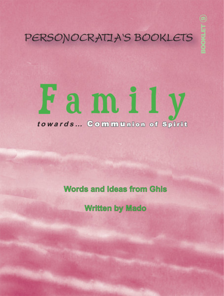 Booklet Family- Cover