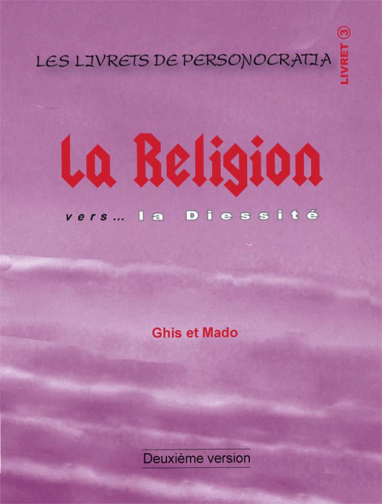 Livret ReligionNew- Plat de couverture